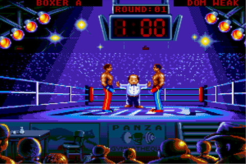 Download Panza Kick Boxing - My Abandonware