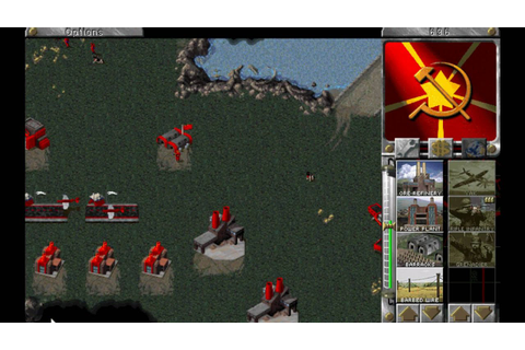 Command and Conquer: Red Alert 1 PC Gameplay HD - YouTube