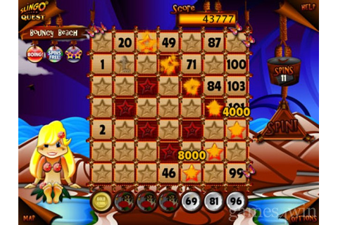 Slingo Quest. Download and Play Slingo Quest Game - Games4Win