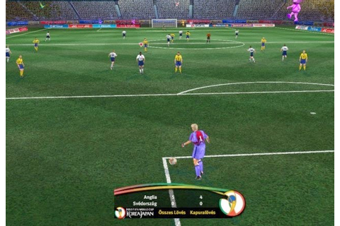 2002 FIFA World Cup Game - Free Download Full Version For Pc
