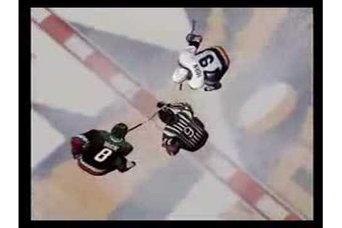 NHL Face Off 2003 Playstation 2 - Gameplay Video part 2 of ...