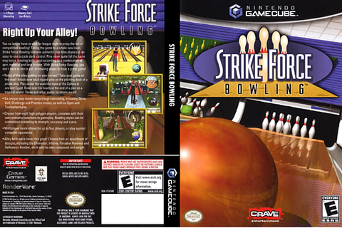 G5BE4Z - Strike Force Bowling
