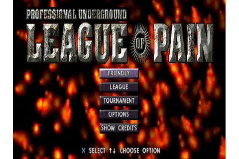 League of Pain Download Game | GameFabrique