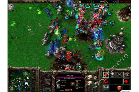 Warcraft III: Reign of Chaos - Download Free Full Games ...