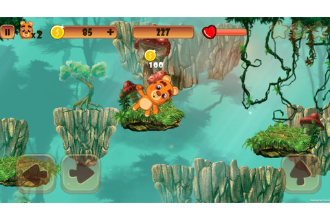 Treasure Island platform game for Android - APK Download