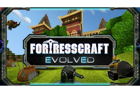 FortressCraft Evolved - (Industry Managing Survival Game ...