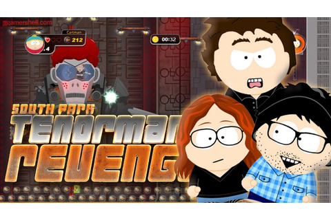 South Park Tenorman's Revenge REVIEW! - YouTube