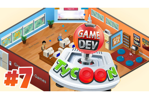 Game Dev Tycoon #7 - YouTube