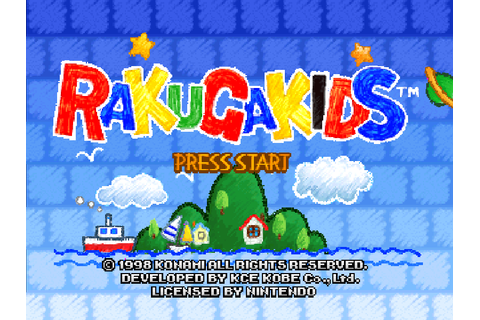 Rakuga Kids Download Game | GameFabrique