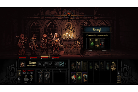 Darkest Dungeon (updated) Free Game Full Download - Free ...