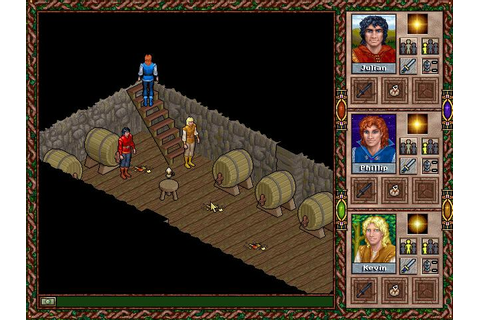 Faery Tale Adventure 2: Halls of the Dead Download (1997 ...