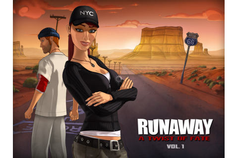 Runaway A Twist of Fate for iPad Review
