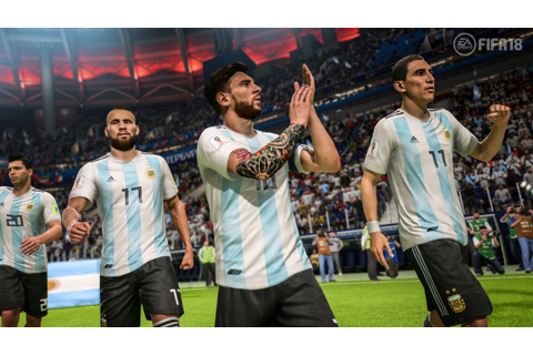 FIFA World Cup 2018 video game: Release date, price ...