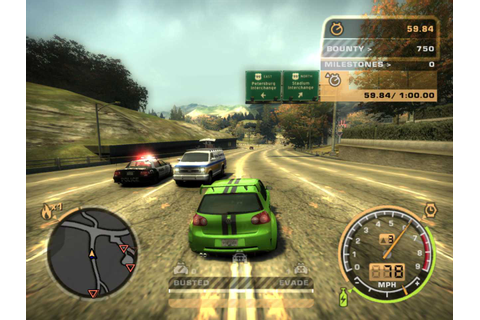 Download PC Game: Need For Speed Most Wanted NFS