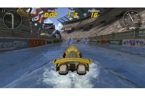 Hydro Thunder Game - Free Download Full Version For Pc