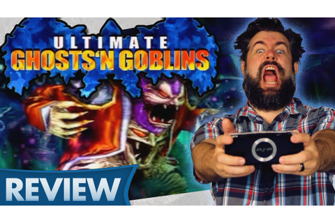 REVIEW: Ultimate Ghosts 'N Goblins (PSP, 2006) - Video ...