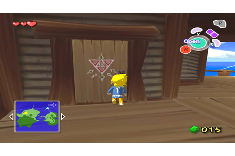 The Legend of Zelda The Wind Waker Download Game ...