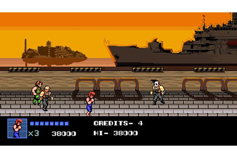 Review: Double Dragon IV (Sony PlayStation 4) - Digitally ...