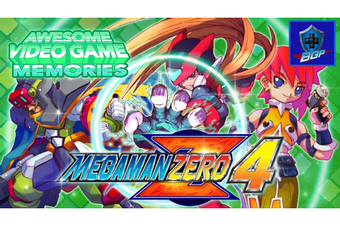Mega Man Zero 4 Review (GBA, DS) - Awesome Video Game ...