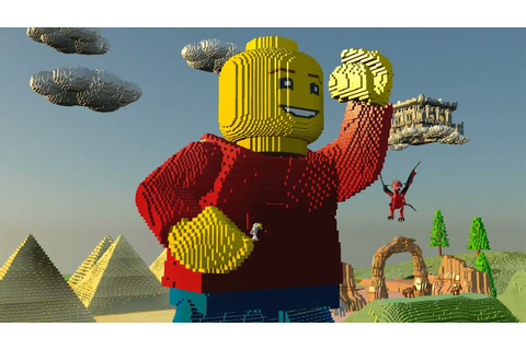 LEGO Worlds: Console Announce Trailer | PS4, Xbox One ...