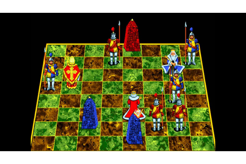 Interplay - Battle Chess Enhanced - 1991 - YouTube
