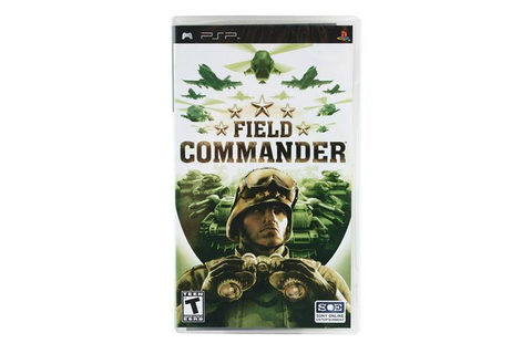 Field Commander PSP Game SONY - Newegg.com