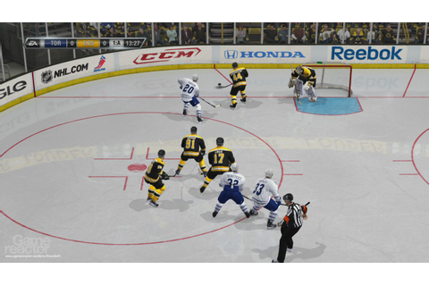 NHL 11 Review - Gamereactor