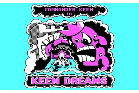 Commander Keen 7: Keen Dreams Download (1993 Arcade action ...