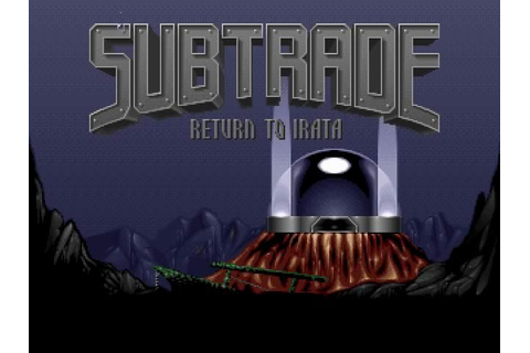 Download Subtrade: Return to Irata simulation for DOS ...
