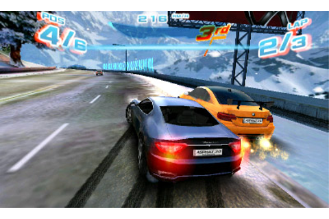 Asphalt 3D Review (3DS) — Gamers Xtreme