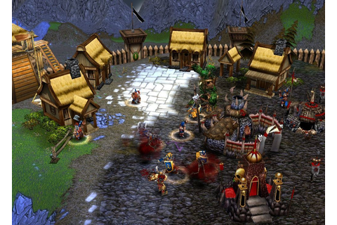 Battle Realms Winter Of The Wolf PC Games Free Download ...