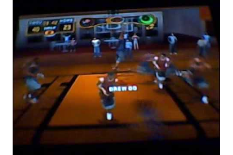 street hoops-ps2-game - YouTube
