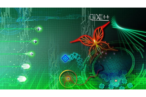 QIX++ News, Achievements, Screenshots and Trailers