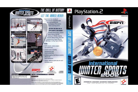 [PS2] ESPN International Winter Sports 2002 Gameplay ...