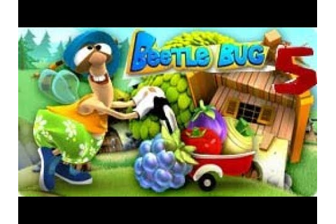 Beetle Bug 5 adventure game Level 1 - YouTube