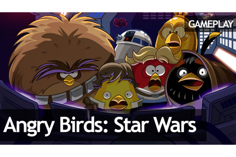 Angry Birds: Star Wars (Xbox 360) - Gameplay - YouTube