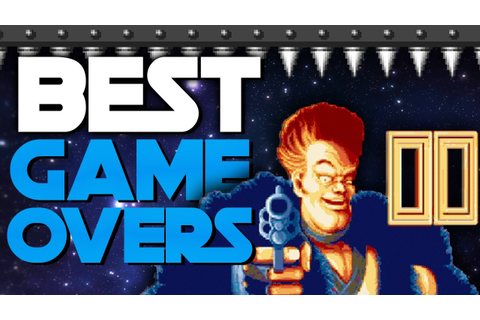 Best Game Overs in Video Games! Disturbing and Memorable ...