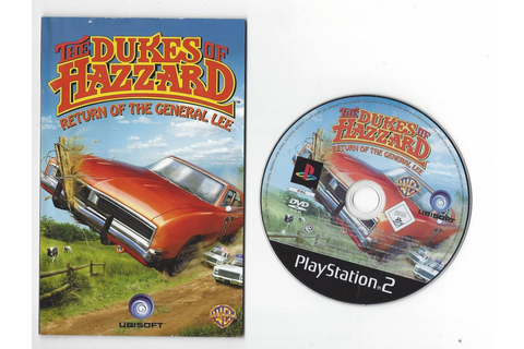 The Dukes Of Hazzard - Return Of The General Lee ...