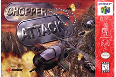 Chopper Attack - Wikipedia