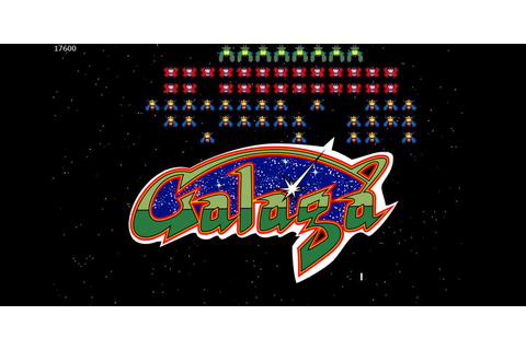 Galaga Animated TV Show in the Works from Star Trek Producer