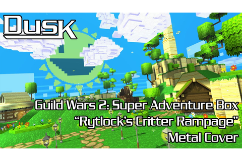 GW2: Super Adventure Box - Rytlock's Critter Rampage ...