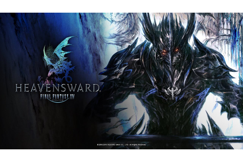 Final Fantasy XIV: Heavensward Gameplay PS4 Full HD 1080p ...