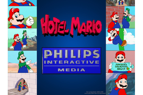 Creepypasta: Mario Hotel - The 13th Hotel | Video Games ...