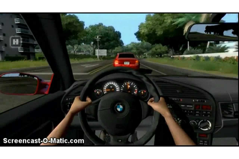 BMW Simulator - YouTube