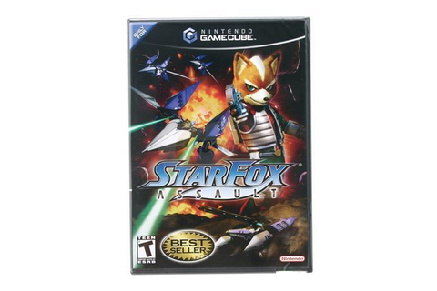 Star Fox: Assault Game Cube game Nintendo - Newegg.com