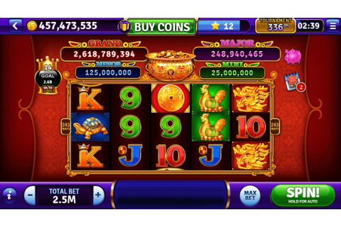 Download Tycoon Casino: Free Vegas Jackpot Slots on PC ...