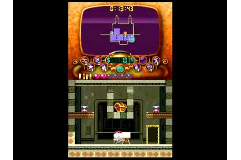 DS: Wario: Master of Disguise Trailer 2 - YouTube