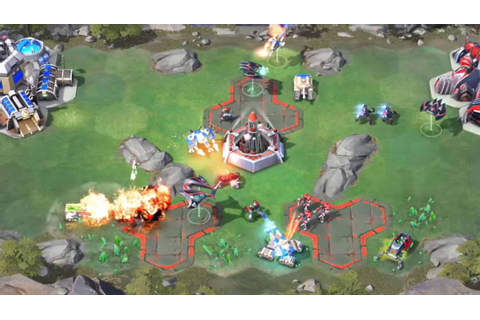 Command & Conquer: Rivals RTS Coming To Android