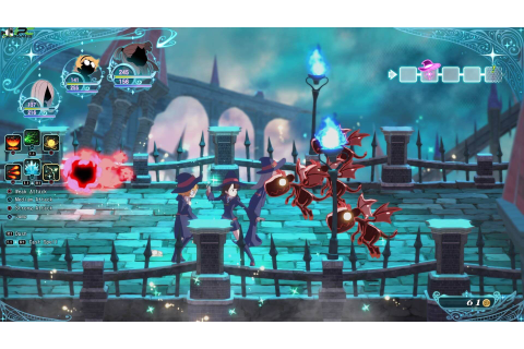 Little Witch Academia Chamber of Time PC Game Download