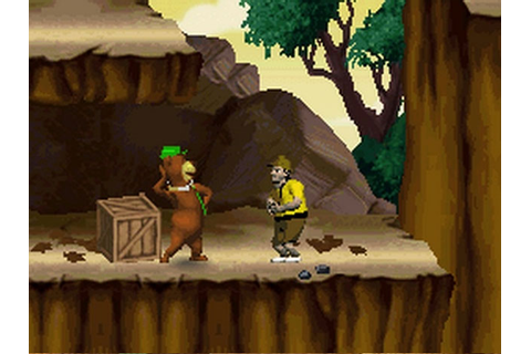 Yogi Bear: The Game Review for Nintendo DS (DS)